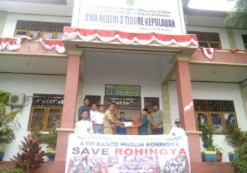 Galang Dana Peduli Rohingya Terus Mengalir