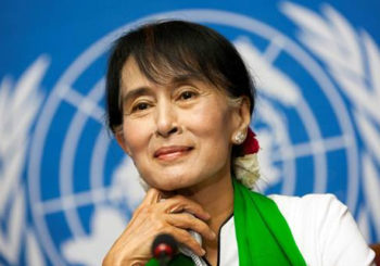 Aung San Suu Kyi Akhirnya Buka Suara Terkait Krisis Rohingya