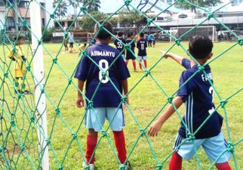 84 Tim Mendaftar Turnamen Sepak Bola Fraksi PDI Perjuangan