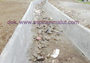 Proyek Normalisasi Sungai Hatebicara Rampung 100 Persen