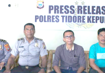 Polisi Bekuk Pelaku Pembuat e-KTP Palsu di Tidore