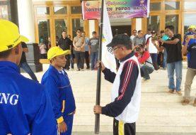 76 Atlet Halmahera Tengah Siap Berlaga di POPDA Ke-IX 2018