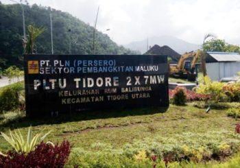 Terlambat Bayar Upah, Pegawai PLTU Tidore Mogok Kerja