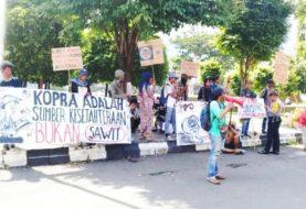 Slavery : Bergerak Masif' PT. Korindo Penyebab Anjloknya Harga Kopra