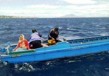 Longboat Bocor di Perairan Hiri, 6 Orang Berhasil Dievakuasi Basarnas