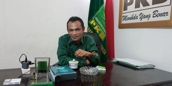 Hasil Pleno Halbar, Caleg Provinsi PKB Raih 5.517 Suara