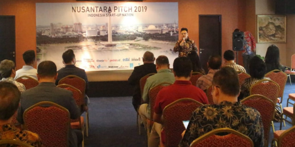 Nusantara Pitch: Indonesia StraUp Nation 2019 Tandai Soft Launching Wekode Technopreneur Hub