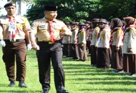 1500 Peserta Ikuti Kegiatan Kemah Bhakti Saka Wira Kartika Tahun 2019