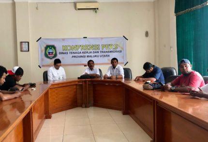 Disnakertrans Malut: Pemilik Tongkang Terbalik di Taliabu Siap Bertanggungjawab