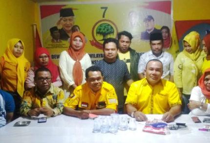 DPW Partai Berkarya Maluku Utara Gelar Rakerwil. Bahrun: Tidak Ada Dualisme