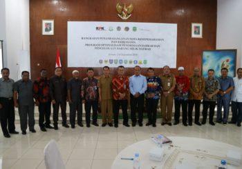 KPK Gelar FGD Optimalisasi Penerimaan dan Menajemen Aset Daerah