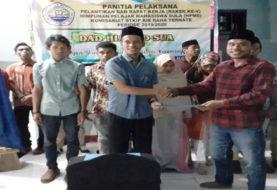 Pengurus HPMS Komisariat STKIP Kie Raha Ternate, Resmi Dilantik
