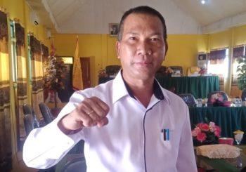 Sekwan Acuh Soal Pelantikan Pimpinan Defenitif DPRD Pulau Taliabu, Ada Apa ?
