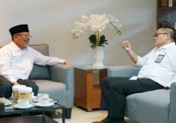 Gubernur Maluku Utara Lobi Anggaran Pembangunan Perumahan ASN