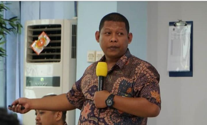 KPPN Ternate Puji Kinerja  Dinas PUPR Malut