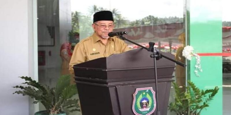 Gubernur Maluku Utara Ingatkan Pemda Seriusi Perekaman e-KTP