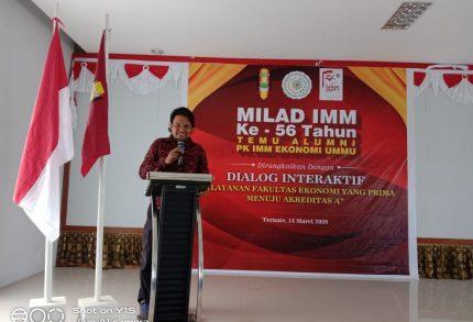 DPD IMM Malut Jalankan Instruksi DPP Terkait Covid-19