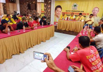 Tokoh Senior Golkar Masuk Barisan Syukur Mandar