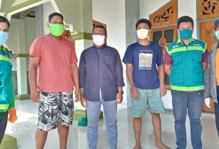 """Wahdah Islamiyah Malut """"Perangi"""" COVID-19 di Tidore"""