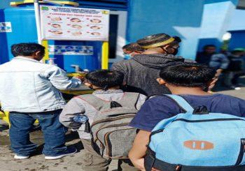 Dinas PUPR Malut Sediakan Sarana Cuci Tangan Umum Cegah Penyebaran Covid 19
