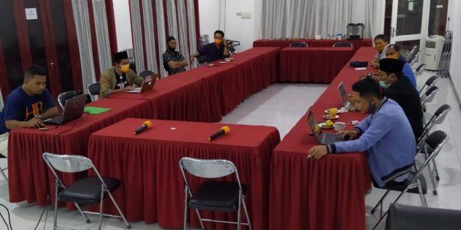 Dinas PUPR dan IAPI Malut Bedah Permen 14 Tahun 2020