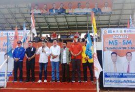 Deklarasi, MS-SM Siap Bertarung di Pilkada Taliabu