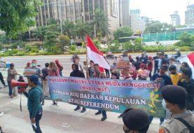 MAKLUMAT Desak Pemerintah Sahkan RUU Daerah Kepulauan