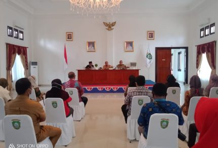Wagub: Tak Berwenang Soal Jalan Provinsi di Kepsul